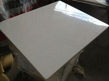 solid Surface Restaurant dinning Table and chairs