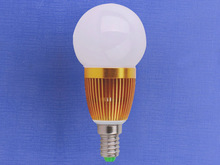3w led bulb light housing cheap daylight ! E26/E27/B22 LED 3w light bulb shell