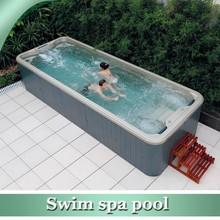 HS-S06B outdoor glass swimming pool fiber swimming big pool