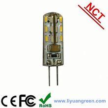 g9 light bulb for hk lighting fair SMD3014 high power dimmable 2700K~6500K