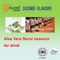 Fainted grape style aloe vera flavour essence for beverage