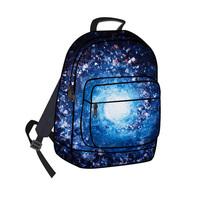 2014 New Design Blue White Backpack,or Sexy Popular Back Bag