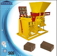 low investment high profit Eco Brava B clay brick making machine in coal mining