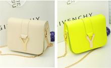 paper straw handbag women fashion handbag 2014 leather shoulder bag