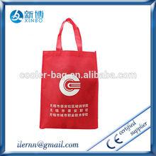 series color printing non woven tourist souvenir bag