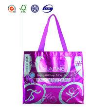 China golden supplier recyclable non woven shopping bag/pp non woven bag