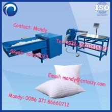 cushion stuffing machine,machine for stuffing pillow,cushion filling machine 0086 18703616827