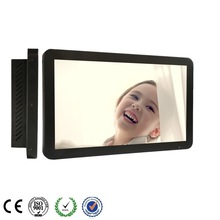 15'' Back Fixing Metal Case Advertising Player With HDMI Input