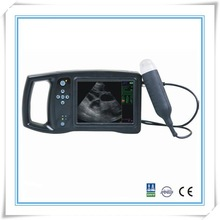Portable veterinary ultrasound set for pregnancy detection for sheep goat horse camel cow dog and cat