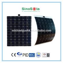 Thin Solar Panel flexible easy to install anywhere