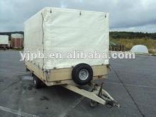 popular pvc cover for high trailer