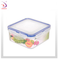 plastic lunch box cheap plastic food contain for sale
