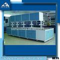 Química suministros de laboratorio de banco de prueba c- marco de acero completo de laboratorio de banco de trabajo
