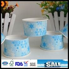 China market of 8 oz Paper ice cream cake cups