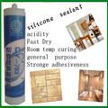 Silicone sigillante soft/colla per incollare alluminio/colla resistente temperatura elevata