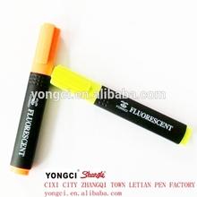 CiXi LeTian Hot Sell Highlighter Pen YC-318A