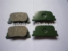 Brake Pad D835 Supply Free Samples