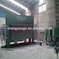 Hidráulica máquina da imprensa do calor para papelão com preço baixo