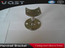 Stainless steel stair handrail brackets