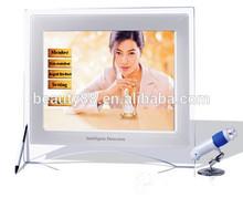 2014 product professional digital intelligent skin analyzer machine