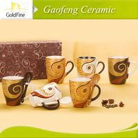 11 oz mug ceramic porcelain blanks