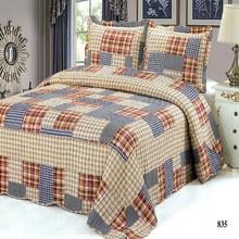 Traditional cheap bedding sets patchwork bed sheet kuala lumpur malaysia