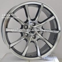 chrome car rims spoke wheels for car 18 inch chrome