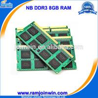 Lifetime time warranty 512mb*8 ddr3 8gb computer ram memory module