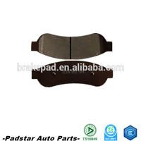international car brake parts abs brakes for bicycles auto brake pad for Chevrolet/Suzuki Epica