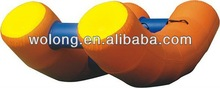 inflatable seesaw / inflatable water park toys / PVC water sports