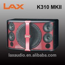 10inch mini super bass portable speaker for Karaoke room for conference room/loudspeaker box