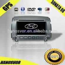 "Touch screen dvd gps player radio TV 2 din 6.2"" car dvd for Hyundai Sonata car dvd with gps"