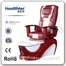 HotNew durable luxury nail salon equipment/ school chairs pedicure foot spa massage chair