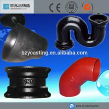 High pressure butt welding reducer pipe/Ecc Reducer /pipe fitting