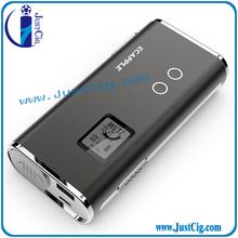China factory LCD Display date nemesis mod vaporizer vaporizer pen C1-30 mechanical mod best price on sale