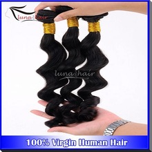 Halloween discount no shedding no tangle no dry Peruvian Hair Weaves Pictures