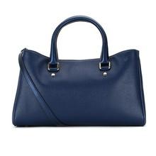 Perfectly artwork genuine leather custom logo imitation handbag