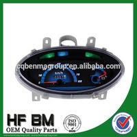 E-bike digital meter, E-bike meter with hall sense, E-bike meter with hall signal