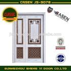 new style solid wood door