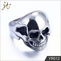 popular americana skull anéis atacado