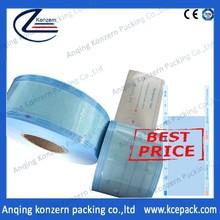 Heat-sealing Flat sterilization reels