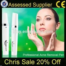 Latest Magic Wand Skin Rejuvenation Led Light Therapy Acne Removal Pen