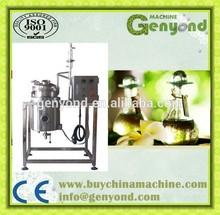 Plant essential distilling machine / herb essential making machine