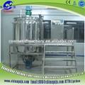 yx vapor de aquecimento da máquina de mistura de shampoo do carro da máquina