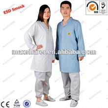 ESD Antistatic Garment C0102 factory