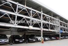 multiple commercial car parking lifter