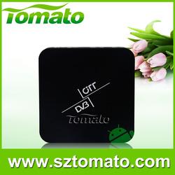 2015 Dual Core Amlogic8726 Android Digital Satellite Receiver iptv Set Top Box DVB-T2