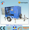 Water/dust proof mobile oil treatment plant (ZYM series), car tyres, bridge shock absorber, braking system etc.