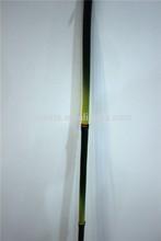 Home garden outdoor decorative making 3.28ft (100cm) tall artificial green single lucky bamboo poles Ezz10 1412