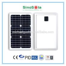 5.5v solar panel for custom service